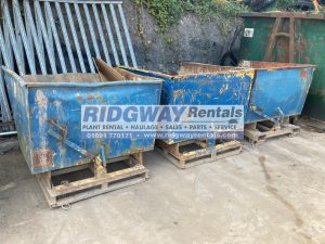 Used Tipping Skips For Sale