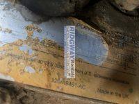Agri Super 2463236 ID Plate