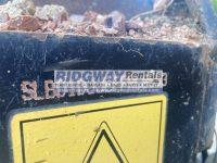 JCB 6T swivel tip GRL8593 ID plate wm