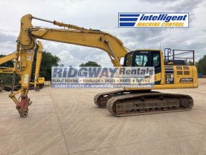 Komatsu PC210LCI 11 Intelligent Machine Control Excavator For Sale 500495