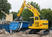Zero Tail Swing Excavator Hire at Ridgway Rentals Nationwide Plant Hire