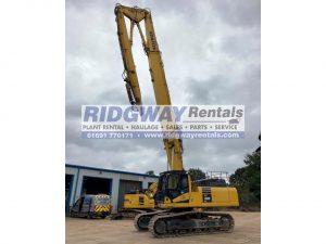 high reach excavator for sale K60211 landscape