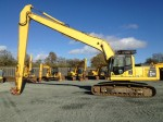 Komatsu PC210LC-8 SLF Long reach for sale